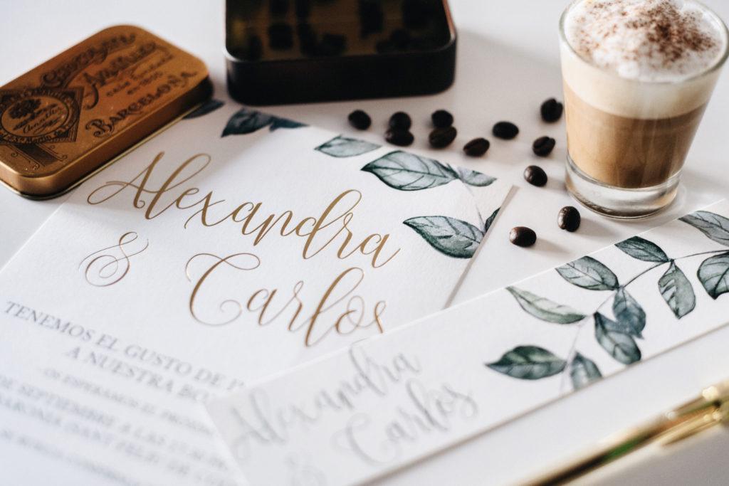 invitaciones de boda bonitas