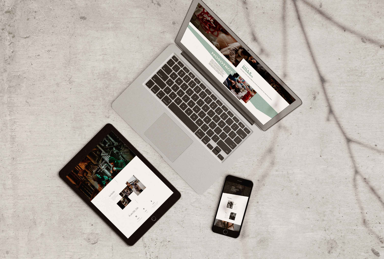 web de bodas