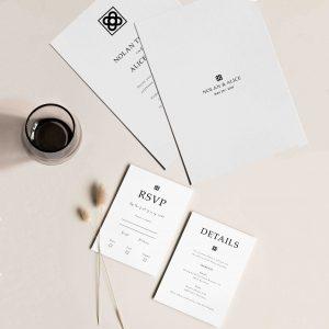 invitaciones de boda de barcelona