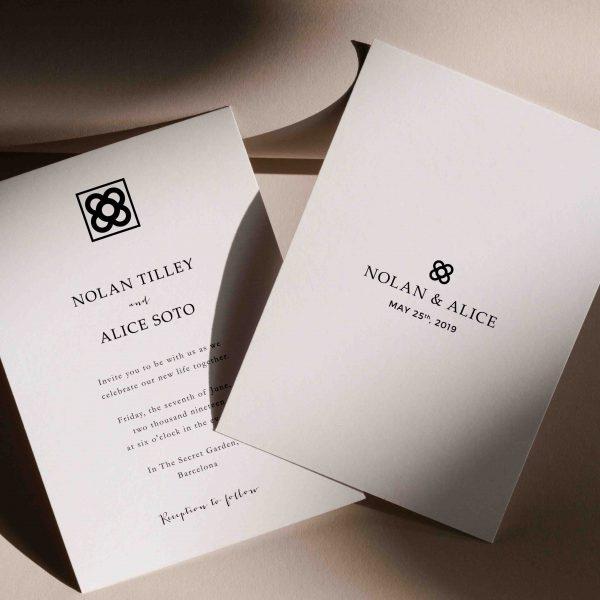 imprimir invitaciones de boda barcelona