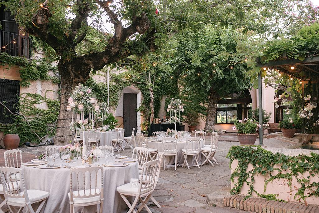 fotos decoraciones de bodas al aire libre